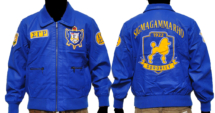 SGR PU Leather Jacket Blue (2015_08_04 20_03_47 UTC)