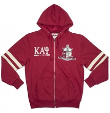 Kappa Alpha Psi Zip Up Hoodie