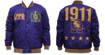 Omega Psi Phi Light Weight Jacket